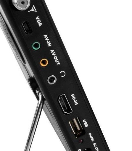 5 Best Portable TV With HDMI Input (BEST SELLERS)