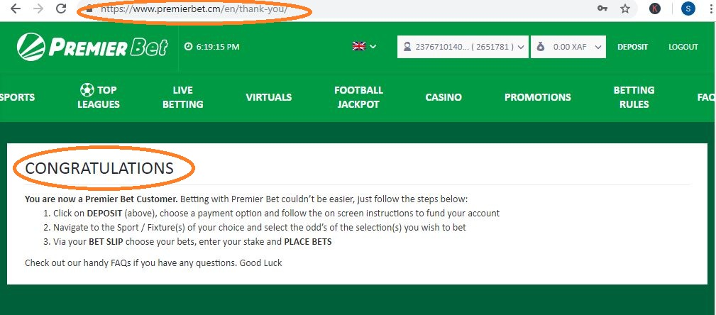 Dont Gamble On Vouchers >> Premier Games Cameroon Online Betting Guide How To Play Parifoot