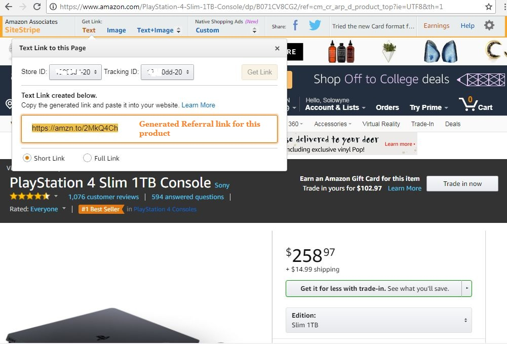 How to Get a Free PS4 from Amazon (The legit way) - Solowayne