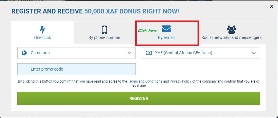 How to bet online with 1xbet Cameroon - Solowayne